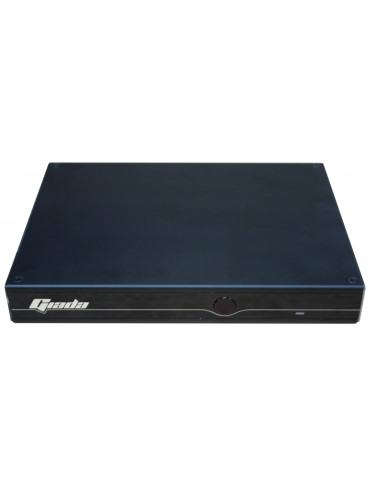 Giada F110D fanless PC 2xCOM, 2xGiagbit LAN