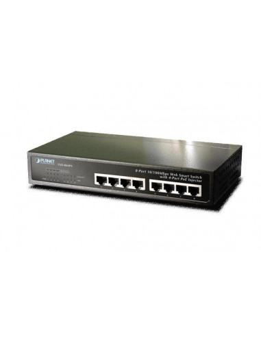 FSD-804PS PLANET Managed PoE Switch