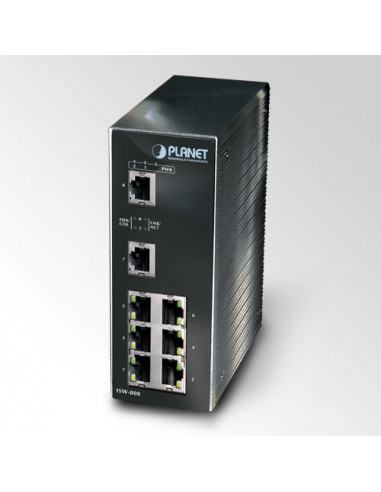 ISW-800 PLANET Industrial Ethernet Switch