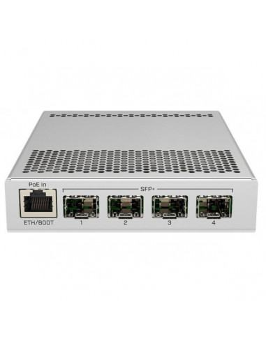 CRS305-1G-4S+IN MikroTik SFP+ Cloud Router Switch