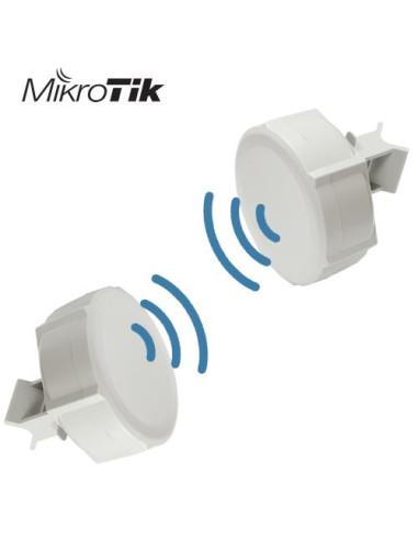 RB960PGS-PB - MikroTik PowerBox Pro 5-Port Weatherproof Gigabit Router (4-Port PoE) w/ SFP Port