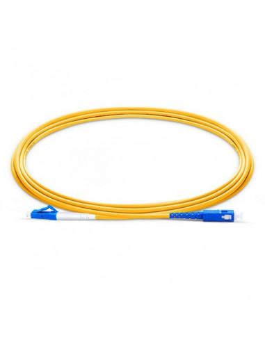 LC-SC Simplex SM Fibre Patch Cable