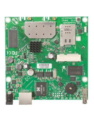ML-S-4GE-1MGE-AU - IgniteNet MeshLinq 4x Gbit 1x 2.5Gbit Ethernet Cloud-Enabled Outdoor Switch