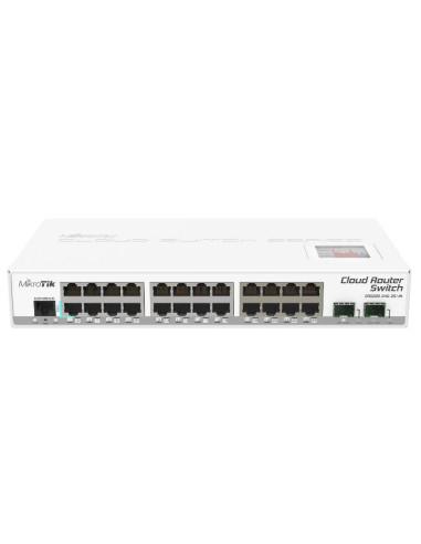 RB604 MikroTik 4-Port mPCI Expansion for RB600