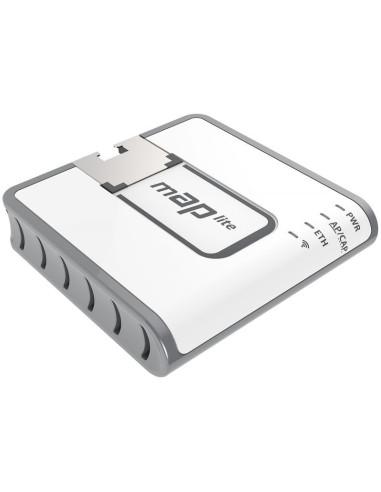 RB44Ge MikroTik 4-Port Ethernet Adapter