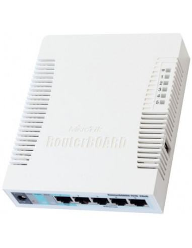 RB951G-2HnD MikroTik Gigabit Wireless Access Point