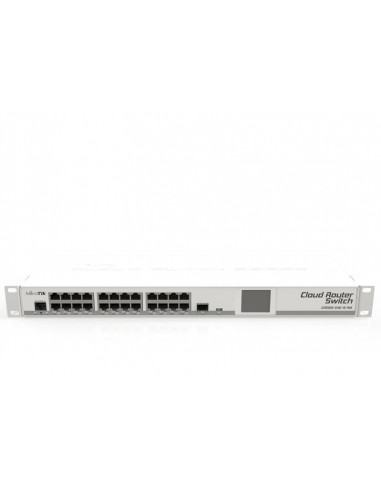 CRS125-24G-1S-RM MikroTik Cloud Router Switch
