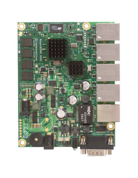 RB850Gx2-FULL MikroTik RouterBOARD 850G & Case