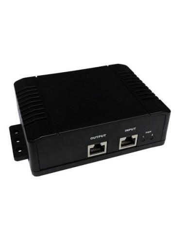24-Port Gigabit IEEE 802.3at Power over Ethernet Injector Hub