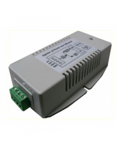 TP-DCDC-1248Dx2-HP Dual Output 802.3at PoE Injectors