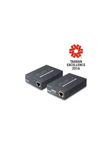 LRP-101U-KIT 1-Port Long Reach PoE over UTP Extender Kit