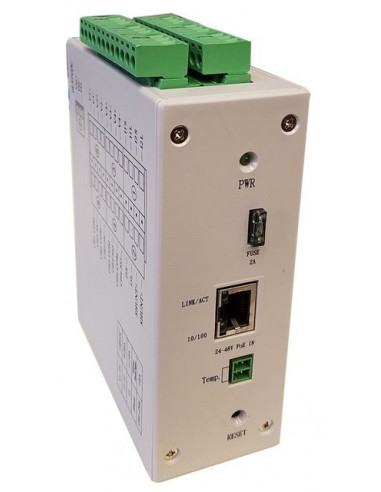 """TPDIN-MONITOR-WEB2 PowerSensâ""""¢ Remote station monitor and control"""
