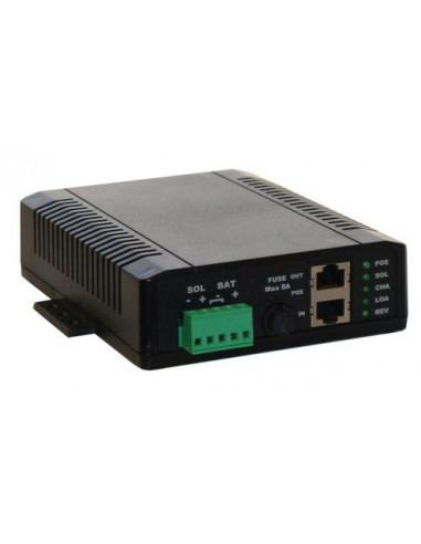 TP-SCPOE-2424-HP Tycon 24V/24V PoE 60W Solar Charge Controller