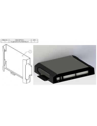Wall mount for TS-8-PRO :: UTSPWM