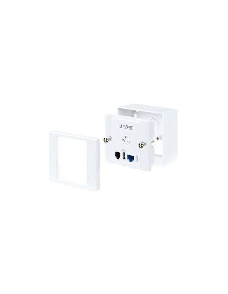 WNAP-W2200 PLANET 2.4GHz In-Wall Access Point