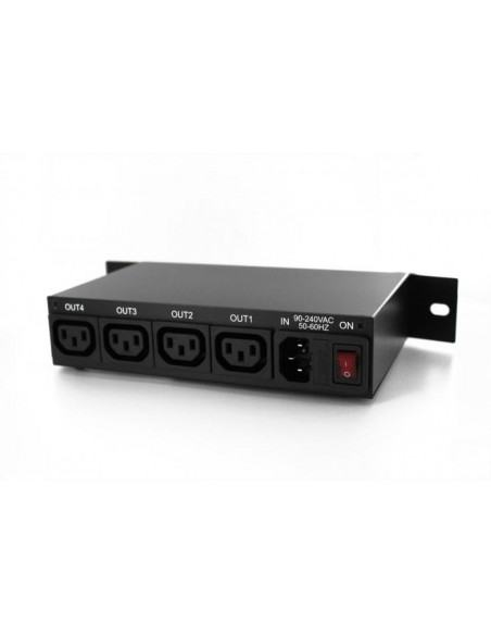 IPM-12002 AU PLANET 12-Port Web Managed IP Power Controller