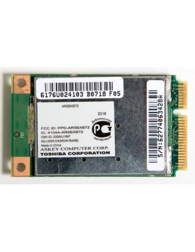 Atheros Wireless Mini PCI-E Wifi Card 802.11n 300Mbps, 802.11a/b/g/n