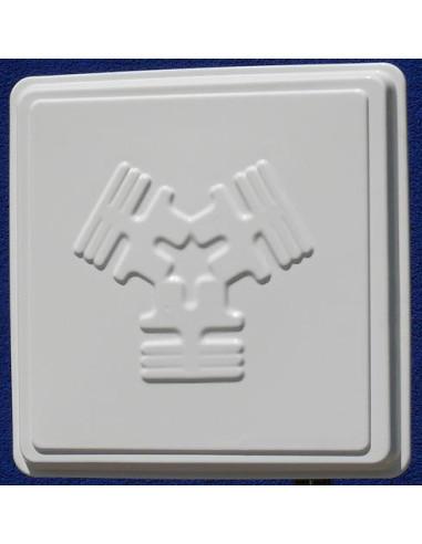 Dual pol dish antenna 5725-5825MHz 29dbi SPDP-5800-29D6P