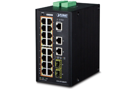 Rugged Industrial Networking Devices